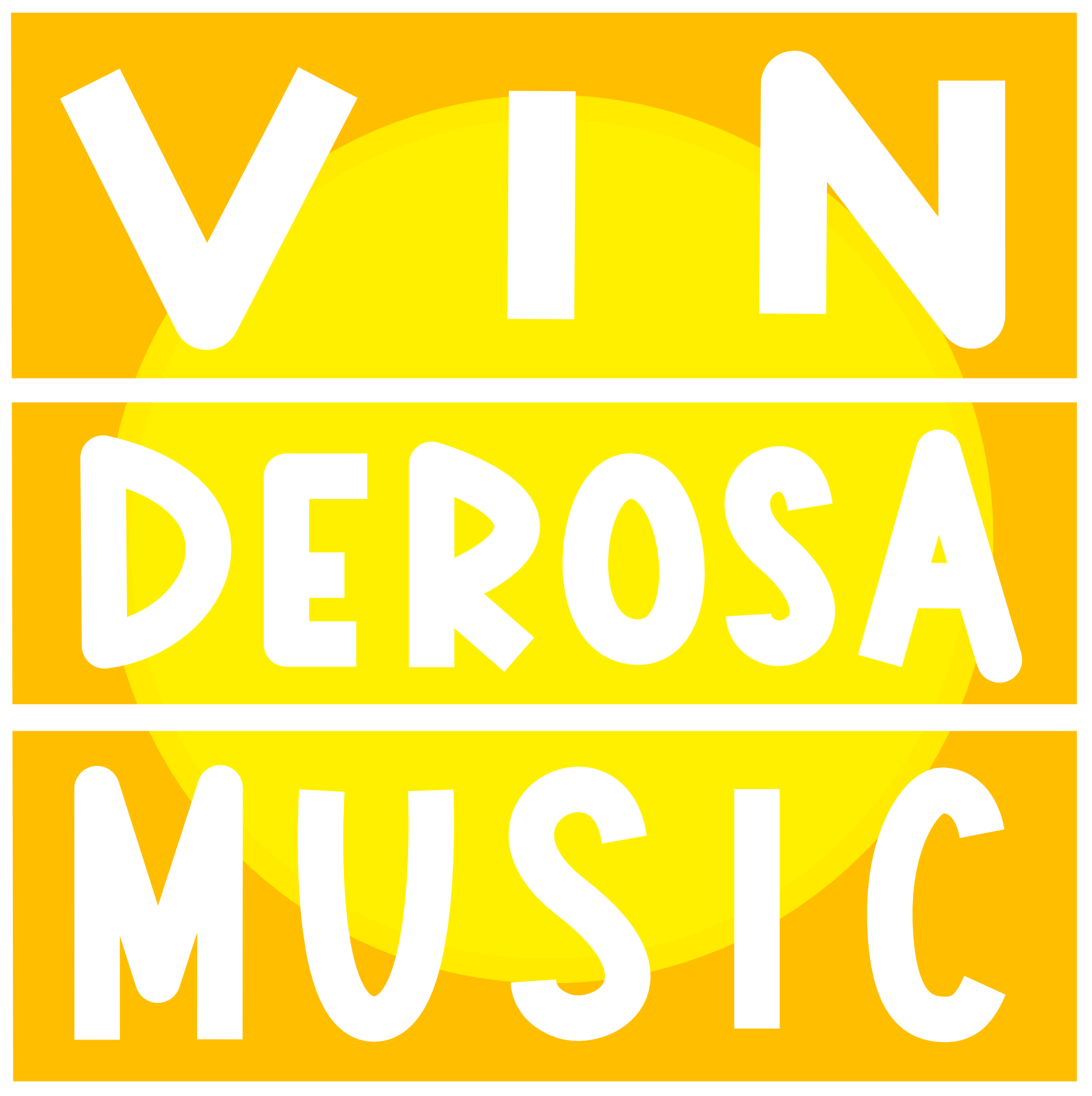 Vin DeRosa Music - Official Website